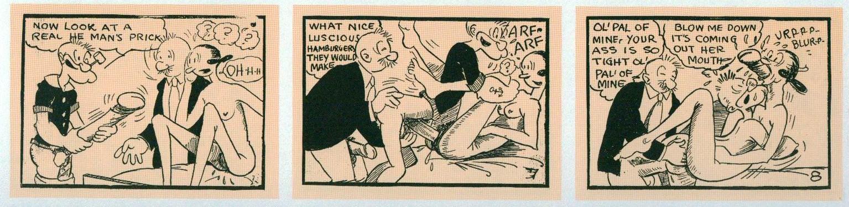 Erotic comic strips dagwood